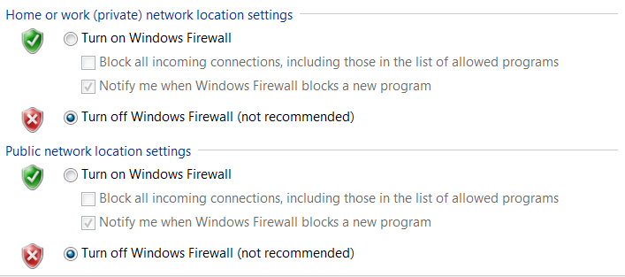 Disable Your Firewall by toppctech.com