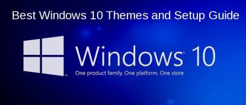 top windows 10 themes