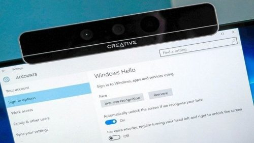 How to Setup Windows Hello
