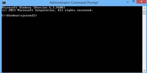 Windows 7 password reset
