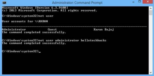 how to bypass windows 7 password