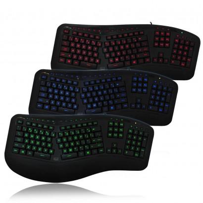 Adesso Tru-Form 150 Ergonomic Keyboard