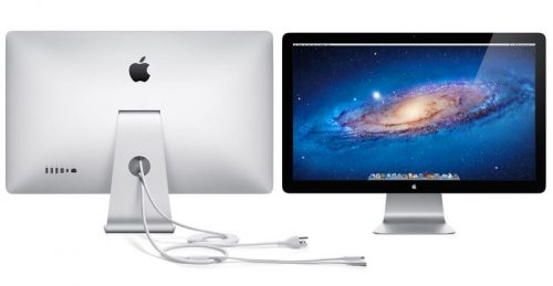Best Monitor for Photo Editing 2017 and Photography - Apple Thunderbolt Display (27-inch)