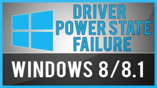 Best Fixing Driver_Power_State_Failure Error
