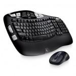 Logitech Wireless Wave Combo Mk550 Keyboard