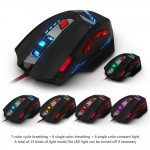 THINKTANK T90 Zelotes 9200 DPI USB Wired Gaming Mouse