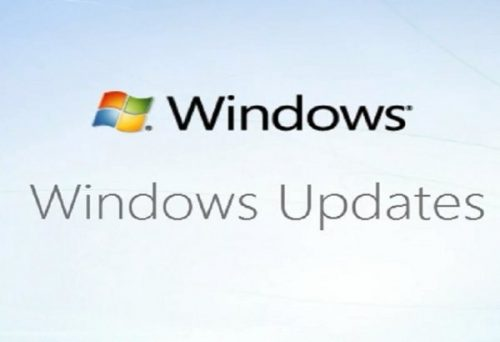 Update Windows Operating System