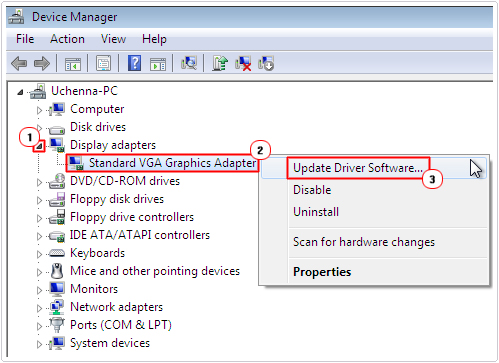 Fix Corrupted or Incompatible Device Drivers