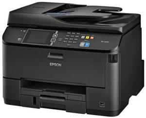 Epson Workforce Pro WF-4630 (Best Printer Scanner 2017)