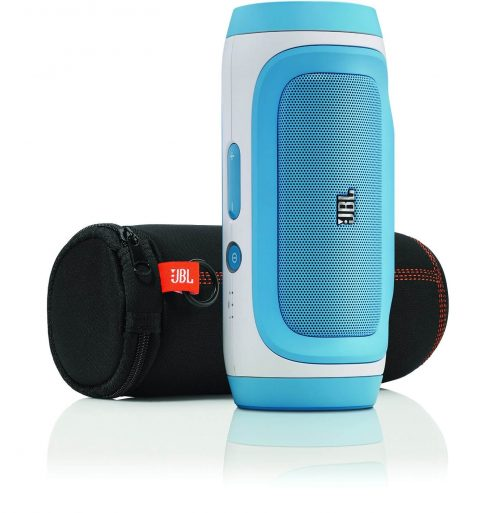 Best Portable Bluetooth Speakers 2017 - JBL Charge Speaker (Best Bluetooth Speakers under 100)