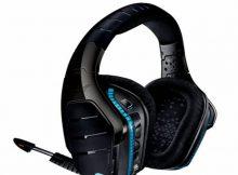 Logitech G933 Wireless (6 Best Gaming Headsets Under $200)