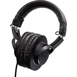 (Best Bluetooth Over-Ear Headphones under 100) Audio-Technica ATH-M20x