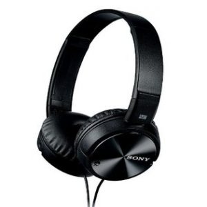 Sony MDR ZX110NC Review (Best Over-Ear Noise Cancelling Headphones under $50)