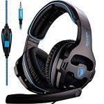 Sades SA810 Headphone Review