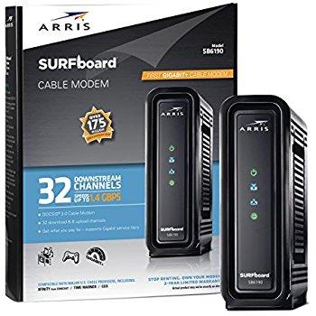 ARRIS SURFboard SB6190 Review