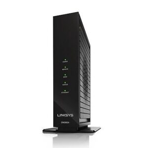 (Best Modem Routers for Comcast) Linksys CM3024 Review