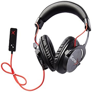 ( Best PS4 Headsets Under $100) Creative Sound BlasterX H7 Review