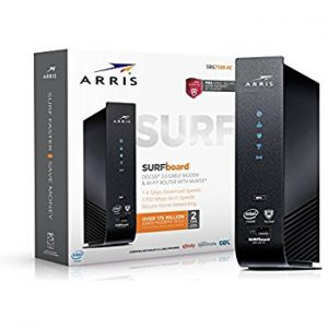 ARRIS SBG7580AC-MCAFEE Review