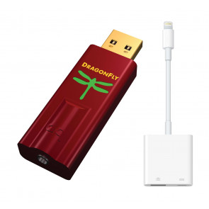AudioQuest - DragonFly USB DAC