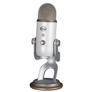(Best Youtube Microphones) Blue Yeti USB Microphone