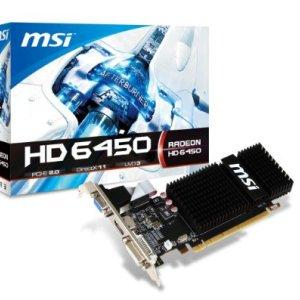 MSI R6450 2GD3H LP