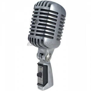 (Best Live Vocal Mic) Shure 55SH Series II Review