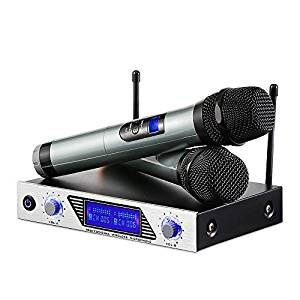 (best mics for rapping) Archeer621 VHF Microphone