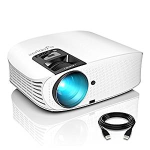 ELEPHAS 1080P LCD Projector