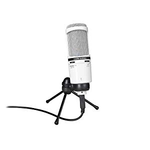 (Best Mics For Streaming) Audio-Technica AT2020USB Mic