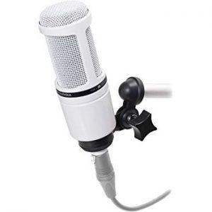 (Best Condenser Mics Under $200) Audio-Technica Condenser Mic