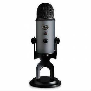 (Best Condenser Mics Under $200) Blue Yeti USB Microphone