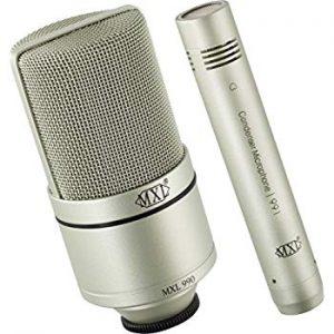 MXL 990 991 Microphone