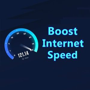 Boost your Internet speed
