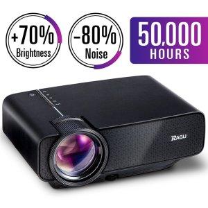 RAGU Z400 Mini Projector