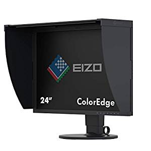(Best Monitors For Photo Editing) EIZO CG2420-BK coloredge Monitor