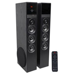 Rockville TM150B Tower Speakers