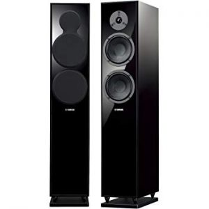 (Best Floor Standing Speakers Under 300) Yamaha NS-F150 Floor Standing Speaker