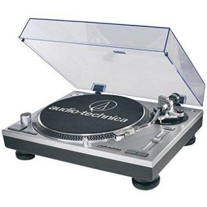 Audio Technica AT LP120 Turntable