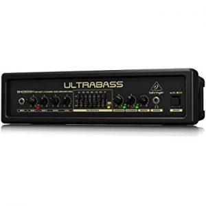 BEHRINGER BXD3000H Bass Amp