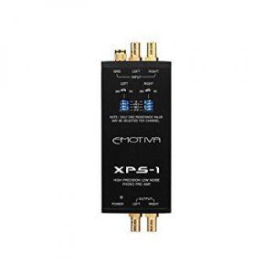 (Best Phono Preamp Under $500) Emotiva Audio XPS 1 Phono Preamp