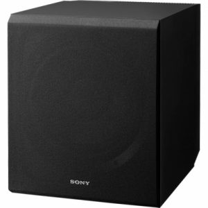 (best-subwoofers-under-200) Sony SACS9 Subwoofer