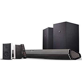 (Best Passive Soundbar) Nakamichi Shockwafe Pro