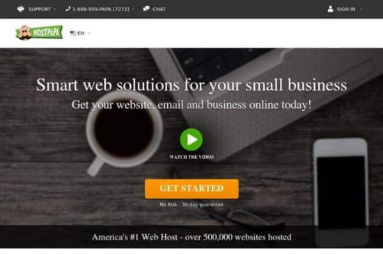 HostPapa Webhosting
