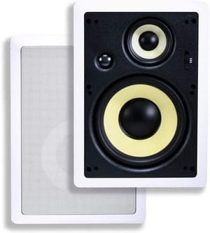 Monoprice In-Wall Speakers