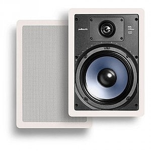 "(Best In Wall Home Theater Speakers) Polk Audio In-Wall 6.5"" Speakers"