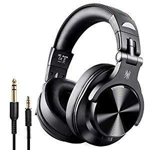 (Best Headphones For Guitar AMP) OneOdio Fusion Over Ear Headphones