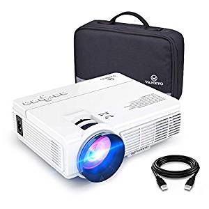 (Best Cheap Projectors Under $100) VANKYO Q5 Projector