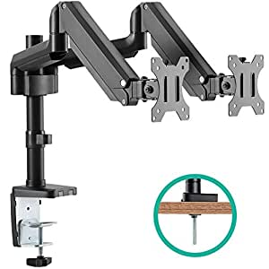 (Best Dual Monitor Mount ) EleTab Mount Stand