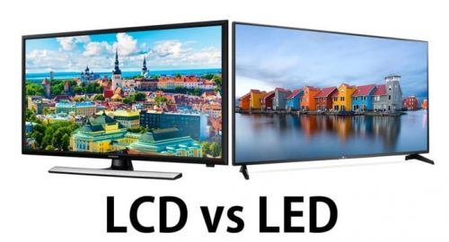 LCD vs. LED TV