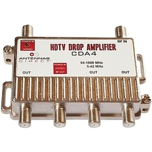 Antennas Direct CDA4 Amplifier